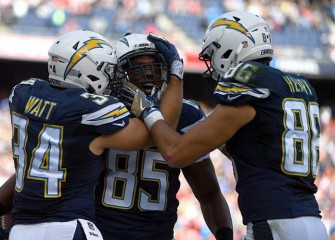 NFL Tickets: Los Angeles Chargers 2017 Regular Season