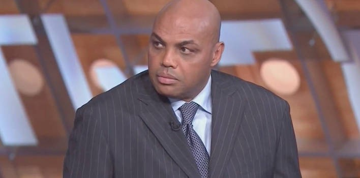 Charles Barkley Leaps For Joy After Villanova Wins NCAA Championship