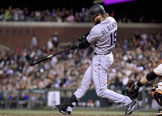 Rockies Destroy Giants 17-7 With Historic 13-Run Fifth Inning