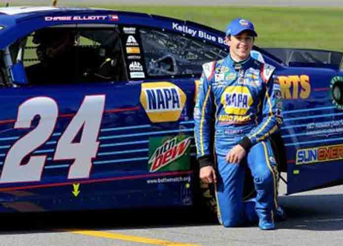Roller Coaster Week For Chase Elliott Continues With Win At Alsco Uniforms 500