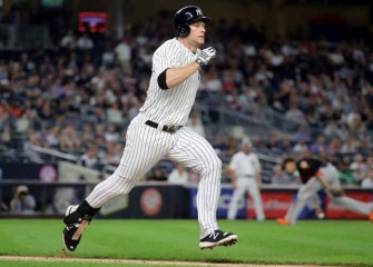 Watch: Chase Headley Takes Fastball To Groin In Yankees' Win Over Twins