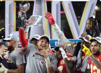 Chiefs Rally To Defeat 49ers In Super Bowl LIV 31-20