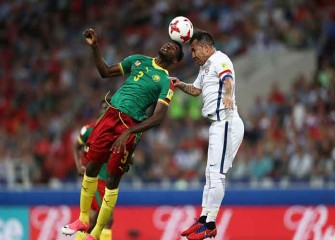 Cameroon's Sebastien Siani Calls Video Referees 'The Future' After Reviews Controversy In Loss To Chile