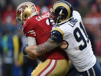 Eagles Sign Free-Agent DE Chris Long To Two-Year Deal