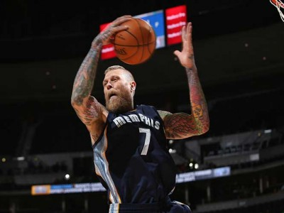 Cavaliers Trade Veteran Chris Andersen To Hornets For 2017 Second-Round Draft Pick