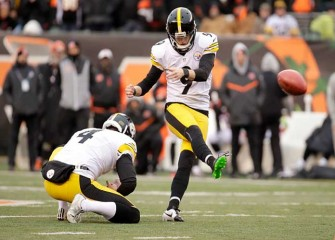 Steelers Kicker Chris Boswell Goes 6 For 6 On Field Goals, Gets Random Drug Test