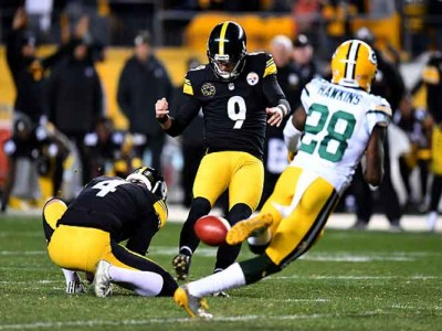 Steelers Beat Packers 31-28 With 53-Yard Field Goal In Final Seconds [VIDEO]