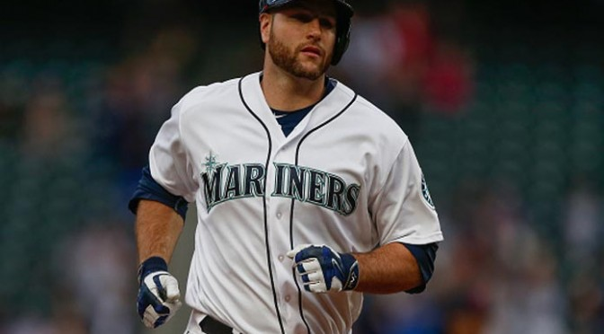 Mariners' Chris Iannetta Hits Two Homers in 5-0 Win vs Indians