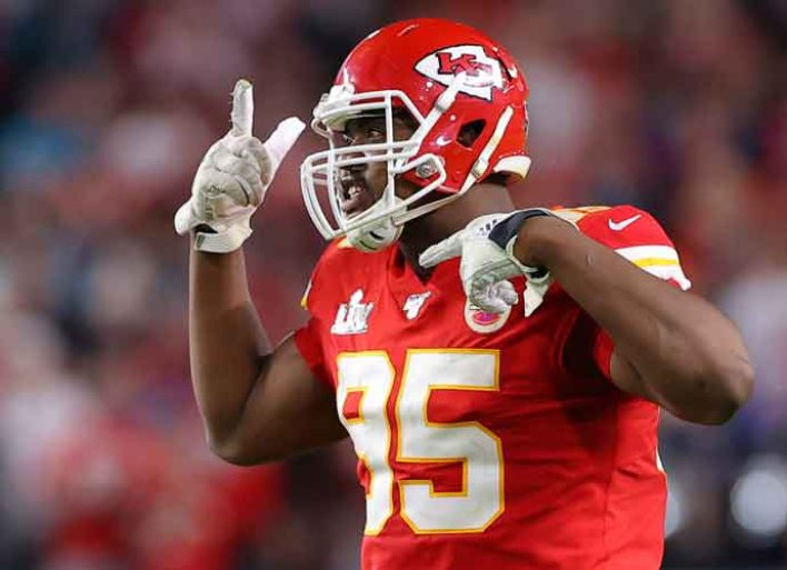 Kansas City Chiefs' Chris Jones Hints At Possibility Of Him Not Playing With Team In 2020