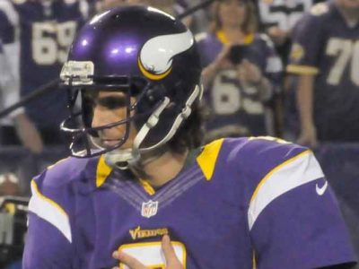 Vikings Will Host Pro-LGBTQ Fundraiser As Part Of Settlement With Ex-Punter Chris Kluwe