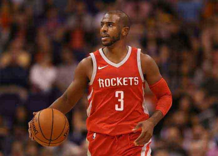 "Houston Rockets Are Not Looking To Trade Chris Paul, Eye Addition Of ""One More Star"""