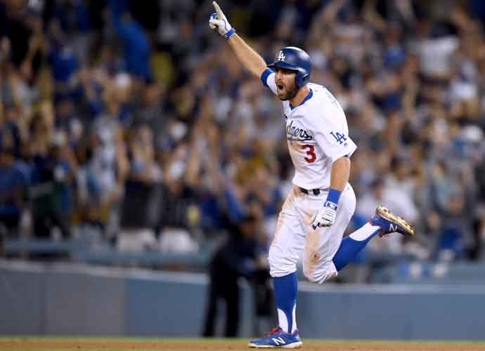 'Almost Out' Dodgers Beat Braves, Chris Taylor Keeps Team Alive