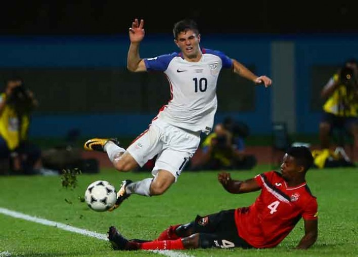 Watch: USA Fails To Qualify For 2018 World Cup After 2-1 Loss To Trinidad & Tobago