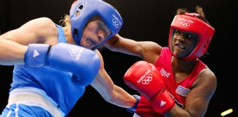 Olympic Gold Medalist Claressa Shields Talks About 'T-Rex,' The Olympics And The Misconception Of Female Boxers [Exclusive Video]