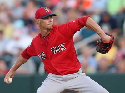 Red Sox Trade Clay Buchholz To Phillies For Minor Leaguer