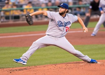 Dodgers Eager To Get Clayton Kershaw Back Friday Vs Marlins After LHP Suffers Lower Back Injury