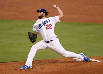 Dodgers' Clayton Kershaw Passes Sandy Koufax On All–Time Strikeout List