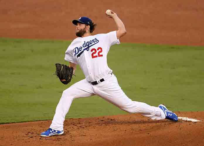 Kershaw Rights The Ship As Dodgers Take 3-2 Lead In World Series