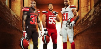 Cleveland Browns Unveil Their New Questionable Uniforms