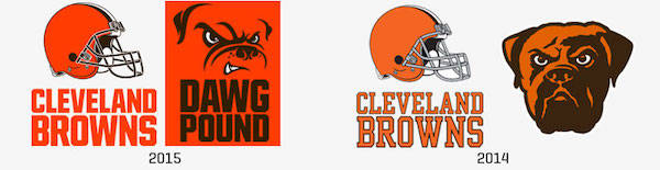 Cleveland-Browns, Cleveland-Browns-release-new-logo.