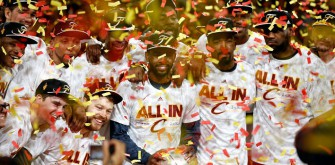 Cleveland Cavaliers Sweep Atlanta Hawks To Make NBA Finals