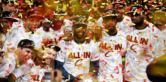 Cleveland Cavaliers Sweep Atlanta Hawks To Make NBA Finals
