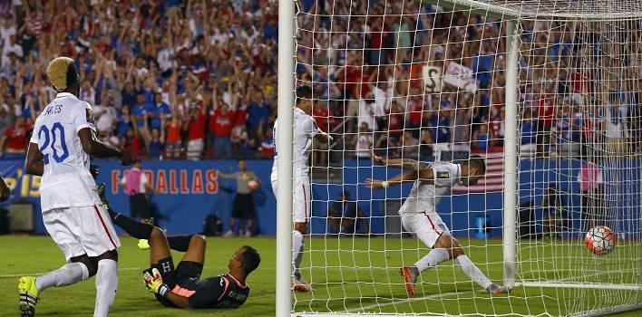 U.S. Men's National Team Defeats Honduras