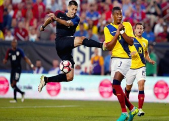 USA Men's National Team Beats Ecuador 1-0 In Friendly Thanks To Late Goal From Darlington Nagbe