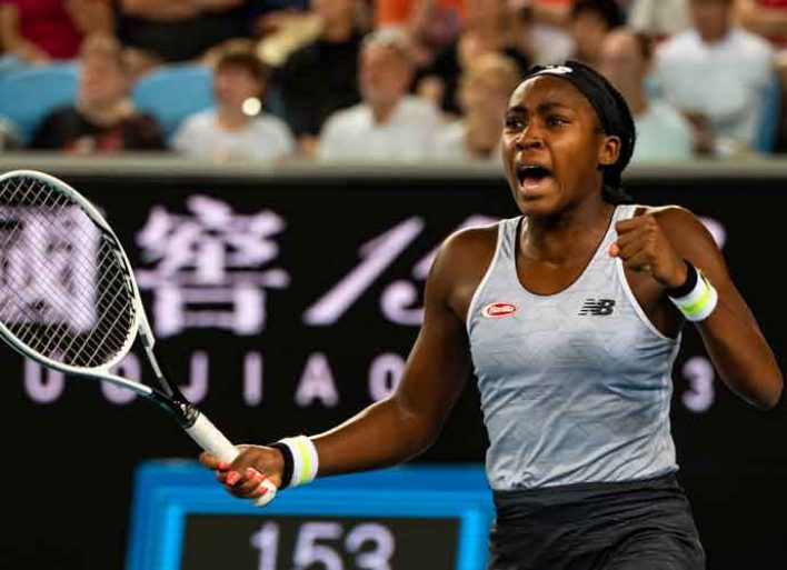 Coco Gauff, 15, Defeats Venus Williams In Australian Open First Round… Again