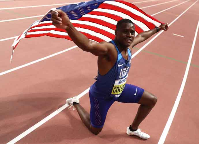 Sprinter Christian Coleman Given 2-Year Ban For Missing Multiple Drug Tests, Will Not Compete At Tokyo Olympics