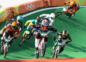 VIDEO: Olympic BMX Cyclist Connor Fields On How He Tries Not To Crash