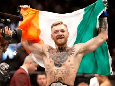 Connor McGregor Wants To Square Off Against UFC's Interim Lightweight Champion Justin Gaethje