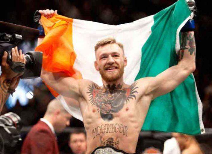"Conor McGregor To Fight Donald ""Cowboy"" Cerrone In UFC 246 In 2020"