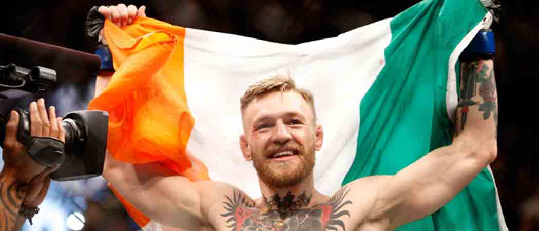 Video Surfaces Of Conor McGregor Punching Man In Dublin Bar, Investigation Begins [VIDEO]