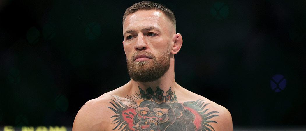 McGregor Accused Of Breaking Italian DJ Francesco Facchinetti's Nose