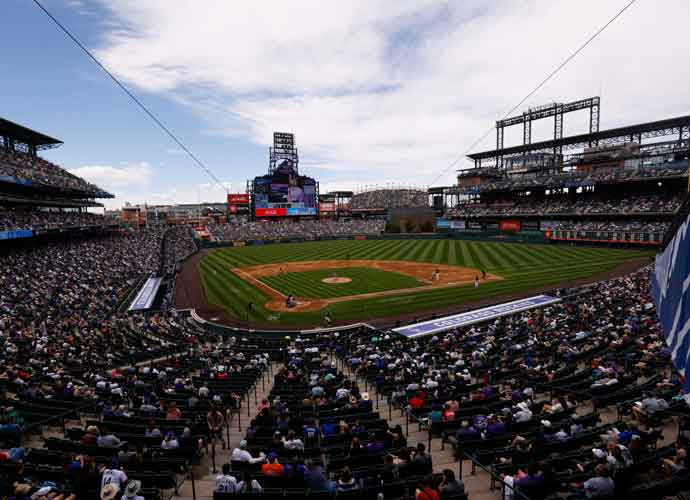 MLB Moves All-Star Game To Coors Field