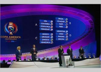 US To Kick Off Copa America Centenario With Game Vs Colombia
