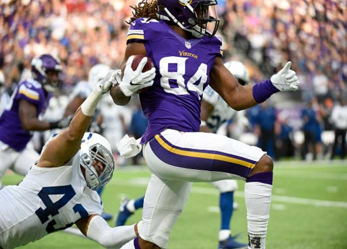 Ex-Vikings WR Cordarrelle Patterson Signs Two-Year Deal With Raiders