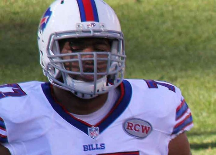 Bills Trade LT Cordy Glenn To Bengals; Teams Swap 2018 First-Round Picks