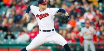 Corey Kluber Destroys St. Louis With 18 Strikeouts