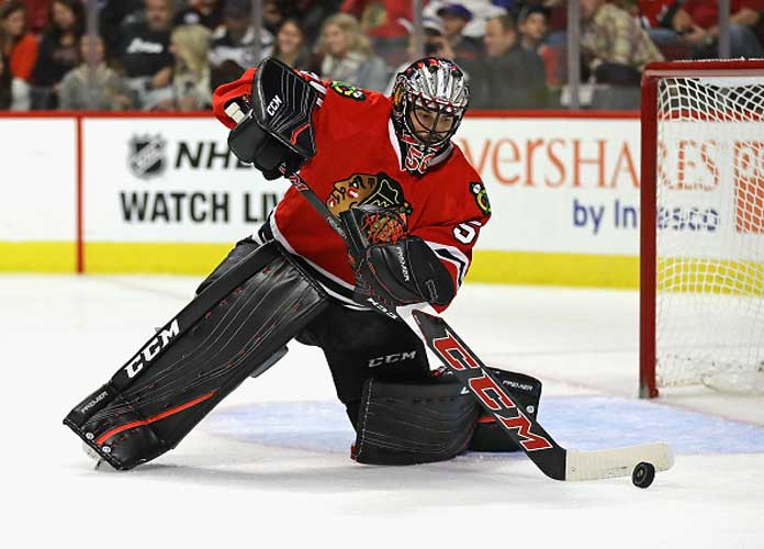 Corey Crawford Will Not Be Returning To The Blakhawks
