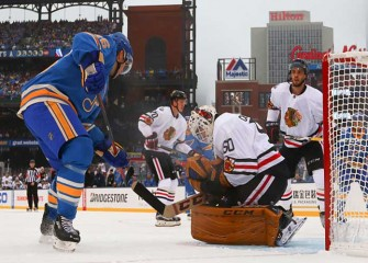 Blues Top Blackhawks 4-1 In 2017 NHL Winter Classic