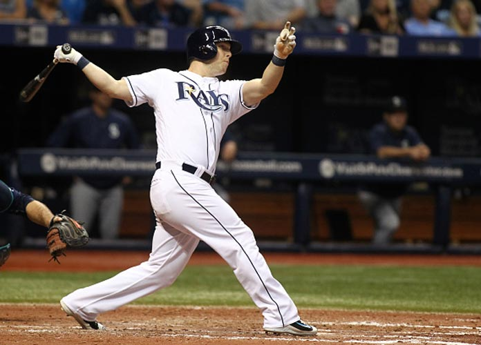 Rays Beat Mariners 3-2 On Bases-Loaded Walk In 13th