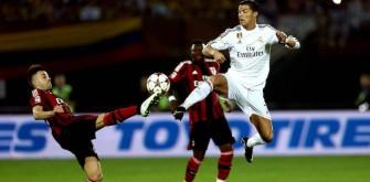 Cristiano Ronaldo Wins Ballon d'Or