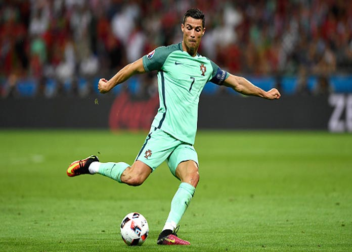 Watch: Cristiano Ronaldo Scores With Header In Portugal's 1-0 Confederations Cup Win Vs Russia