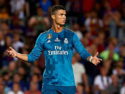 Cristiano Ronaldo Banned Five Games After Pushing Referee In Real Madrid Win Vs. Barcelona