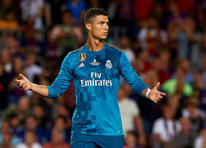 Cristiano Ronaldo Tests Positive Again For COVID-19