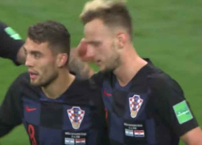 Croatia Reaches First-Ever World Cup Final After 2-1 Comeback Win Over England [VIDEO]