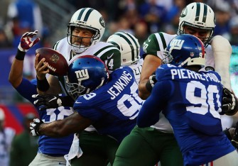 Cullen Jenkins-Damontre Moore Fight Rumors Aired Following New York Giants Win Over Miami Dolphins