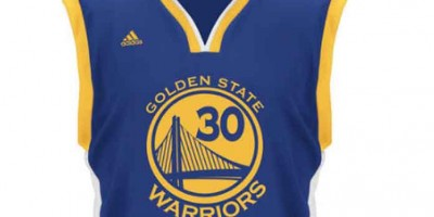 Get The Gear: Men's Golden State Warriors Stephen Curry Adidas Replica Jersey